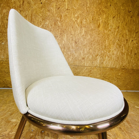 Modesta Side Chair *New Arrival @ 50% Off (*w/set of 4 purchase)