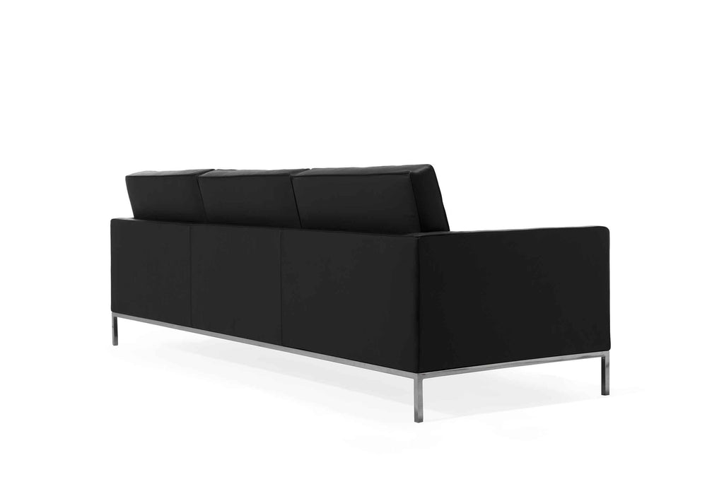 Noll Sofa 3 Seater (Metal Leg)<br> Modern Classic Collection