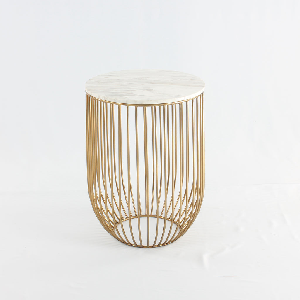 Roca Side Table <br>Modern Classic Collection