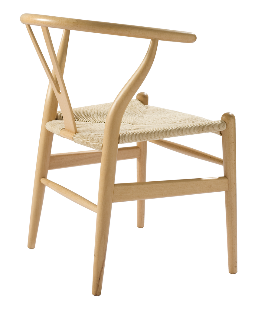 Wishbone Chair (Woven Cord Seat)<br> Modern Classic Collection