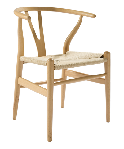 Wishbone Chair (Woven Cord Seat)<br> Timeless Classic Collection