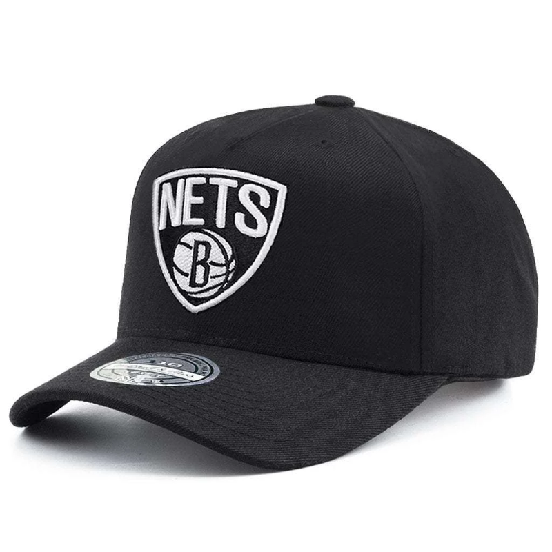 M&N SB 110 Logo Black/Team Colour - Brooklyn Nets
