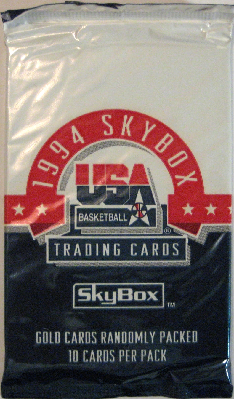 Skybox USA 1994 Pack