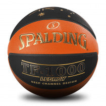 Spalding TF-1000 Legacy Black/Orange