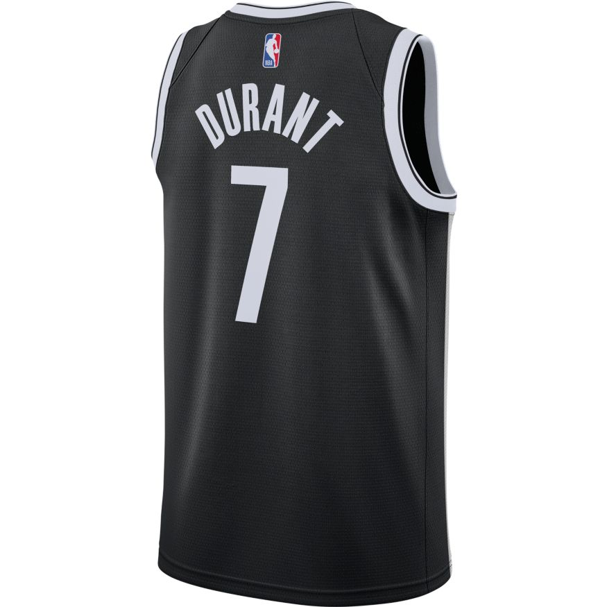 Kevin Durant Icon Edition Swingman Jersey (Brooklyn Nets)