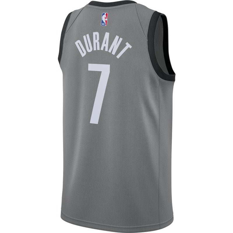 Kevin Durant Nets Statement Edition Nike NBA Swingman Jersey AT9792-003