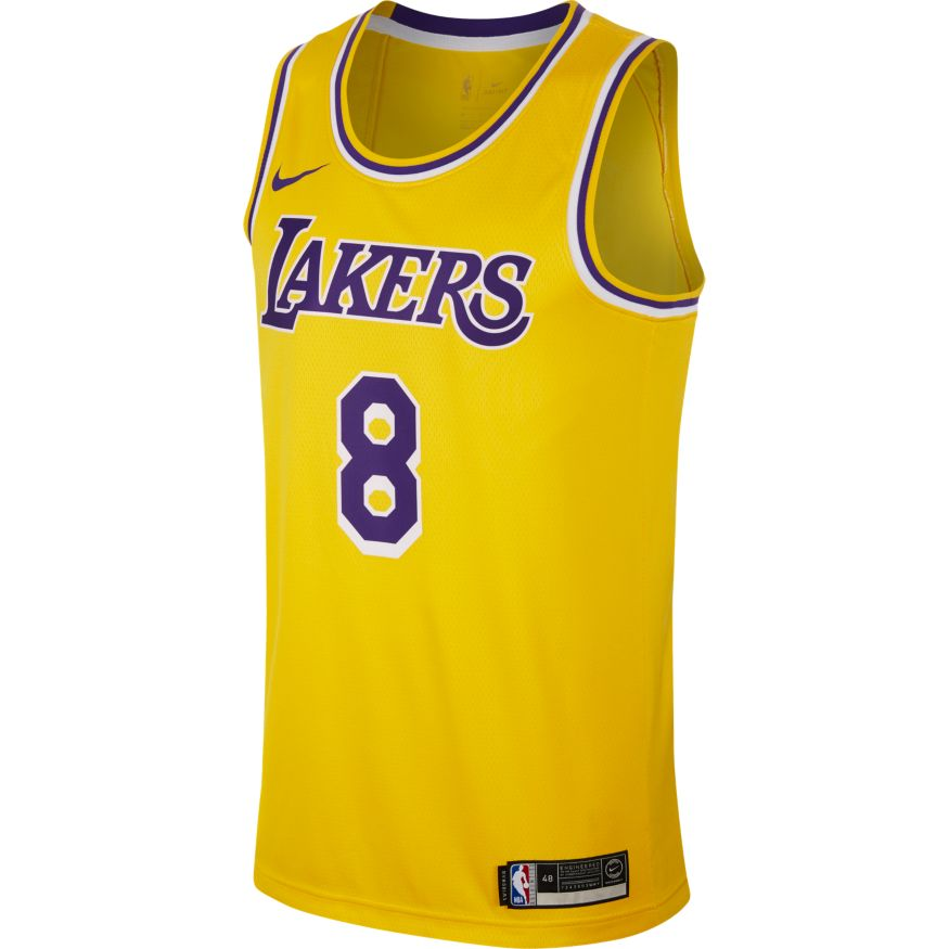 Kobe Bryant  Icon Edition Swingman Jersey (LA Lakers 19/20)