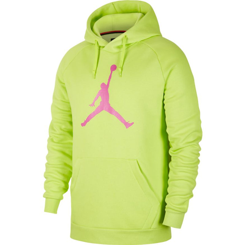 Jordan Jumpman Logo Men's Fleece PO Hoodie AV3145-389