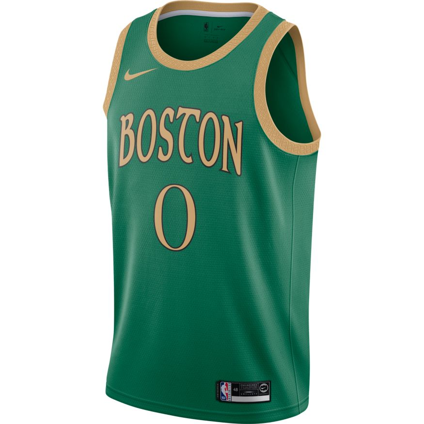 Jayson Tatum City Edition Swingman Jersey (Celtics)