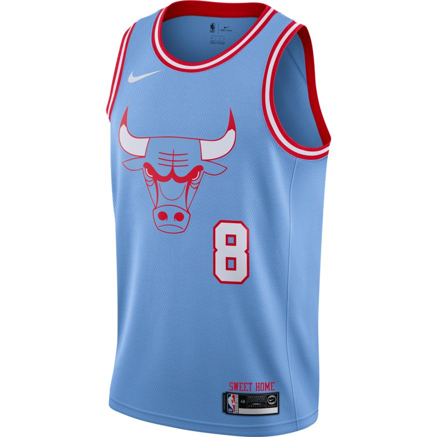 Zach Lavine City Edition Swingman Jersey (Bulls)