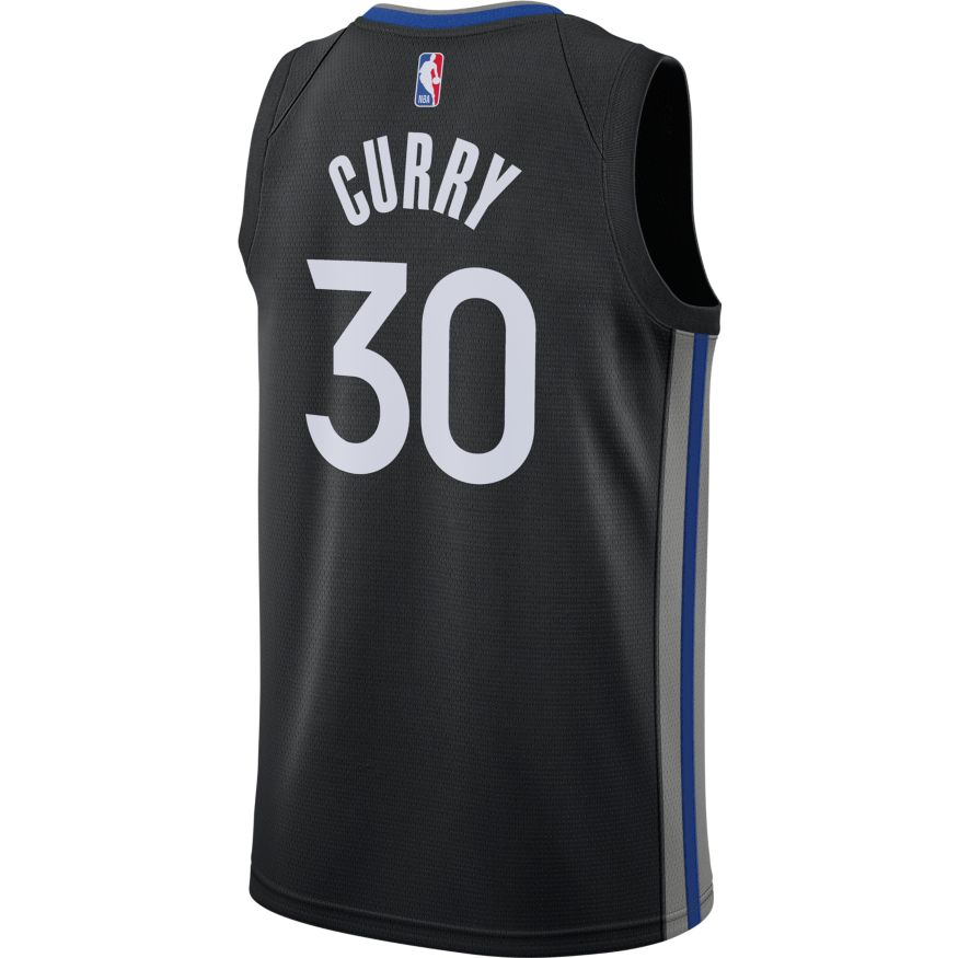 Stephen Curry City Edition Swingman Jersey (Warriors)