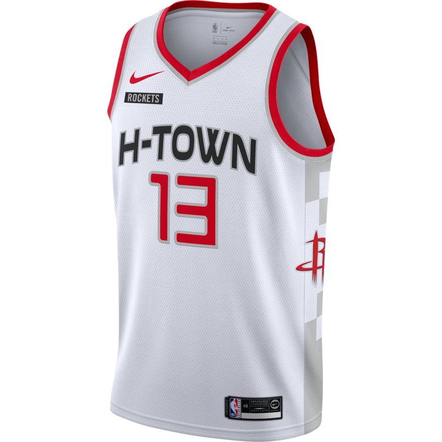 James Harden City Edition Swingman Jersey (Rockets)