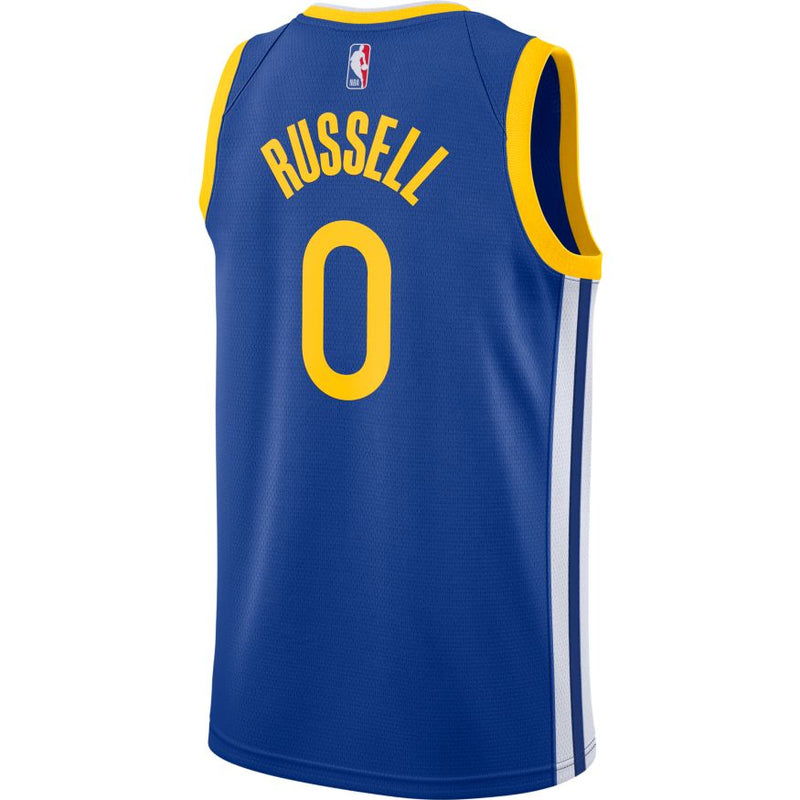 D'Angelo Russell D'Angelo Russell Icon Edition Swingman (Golden State Warriors)