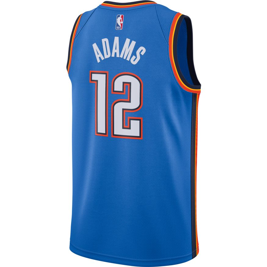 Steven Adams OKC Icon Swingman Jersey (19/20)