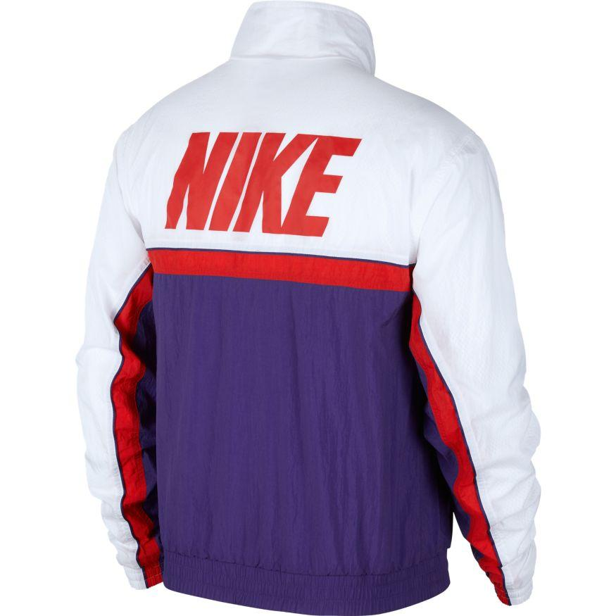 Nike Throwback Jacket Woven AV9755-101