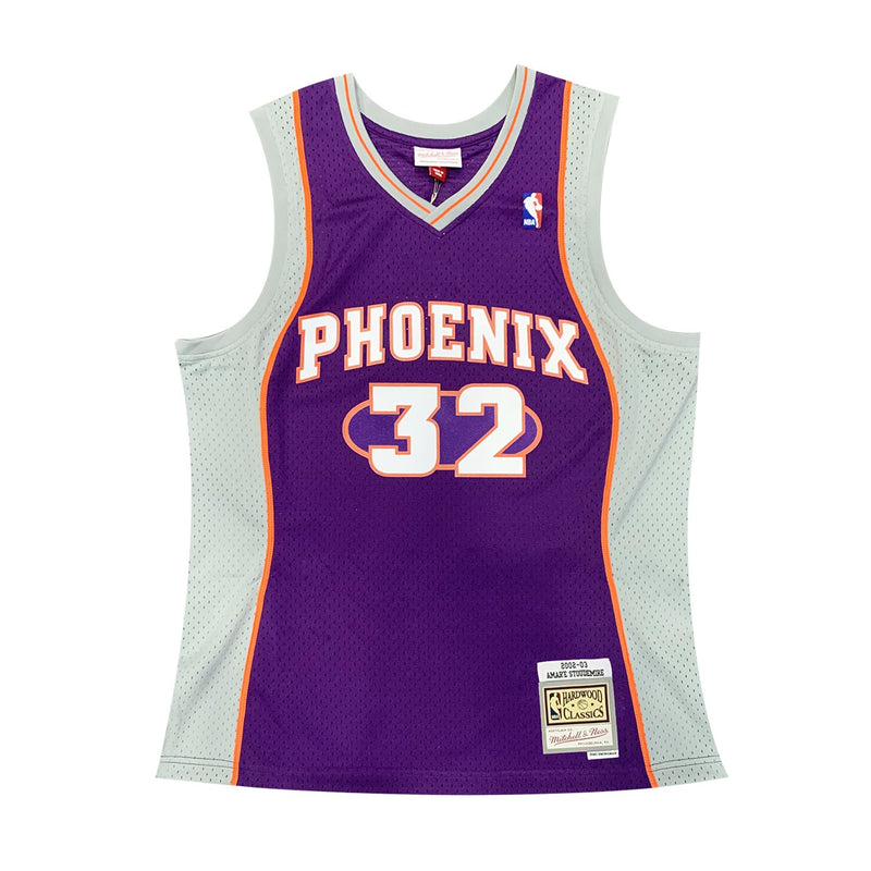 Amare Stoudemire Hardwood Classic Jersey (02 Suns) New Cut