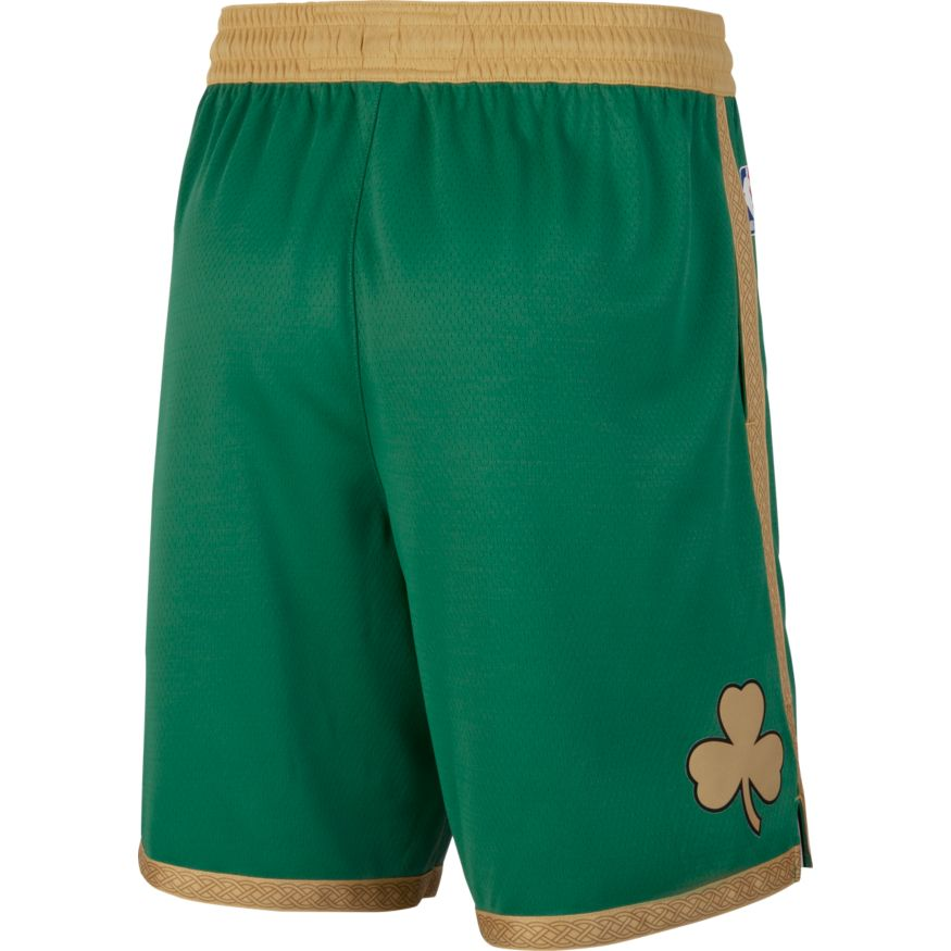Boston Celtics City Edition Swingman Shorts