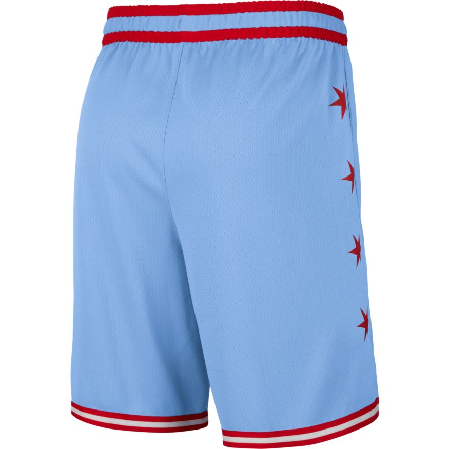 Chicago Bulls City Edition Swingman Shorts