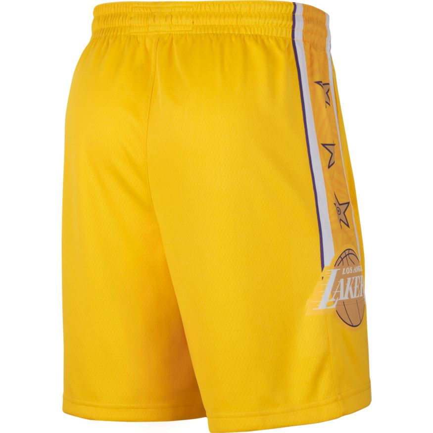 Lakers City Edition Swingman Shorts