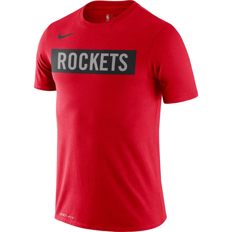 Houston Rockets City Edition Logo Tee - BV8904-657