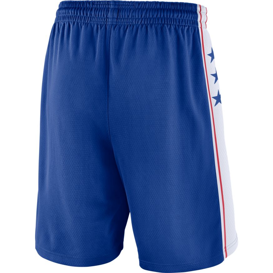 Nike Swingman Shorts Road (76ers) CD0485-495