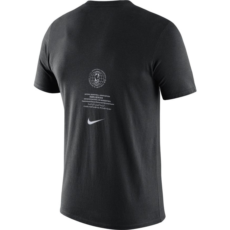 Brooklyn Nets Nike Court Side Tee CK7937-010