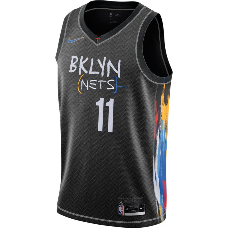 Kyrie Irving City Edition Swingman Jersey 20/21 (Nets) CN1713-018