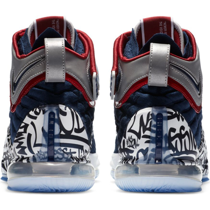 "LeBron XVII ""Graffiti Remix"" - CT6047-400"