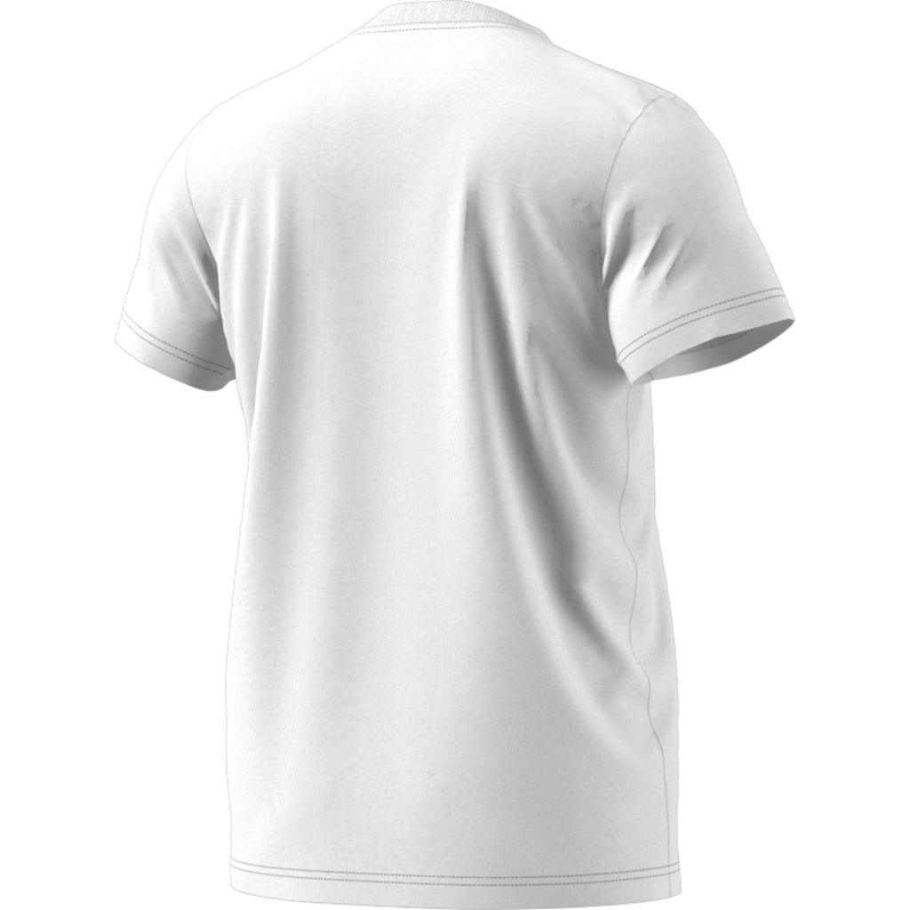 Adidas Geek Up Tee Donovan Mitchell (White) - FM4760