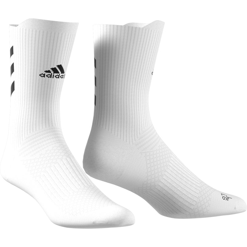 Adidas Alphaskin Crew Sock (White) - FS9766