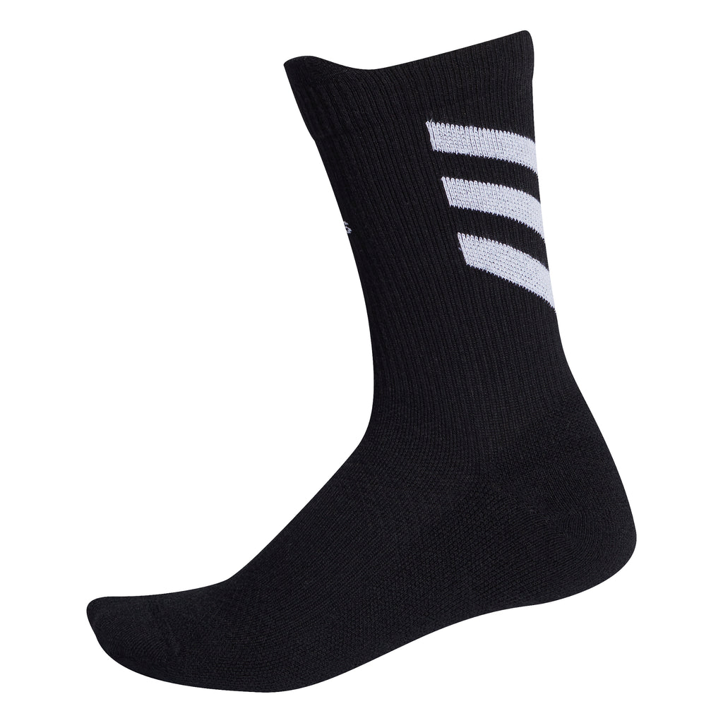 Adidas Alphaskin Crew Sock (Black) - FS9767