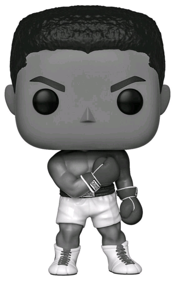 POP! Sports Legends Muhammad Ali(Black/White)