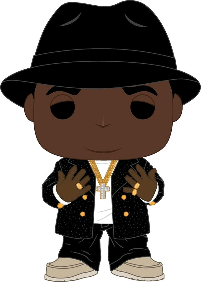 POP! Rocks The Notorious B.I.G with Suit and Fedora