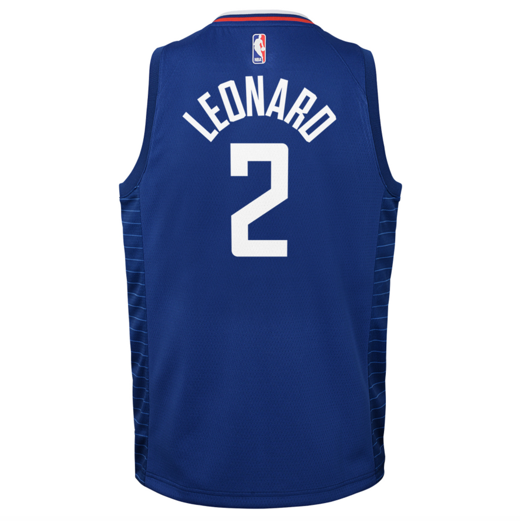 Youth Kawhi Leonard Swingman Icon Jersey (Clippers)