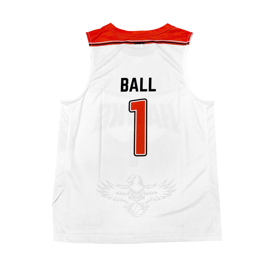 LaMelo Ball Illawarra Hawks Away Jersey (White)