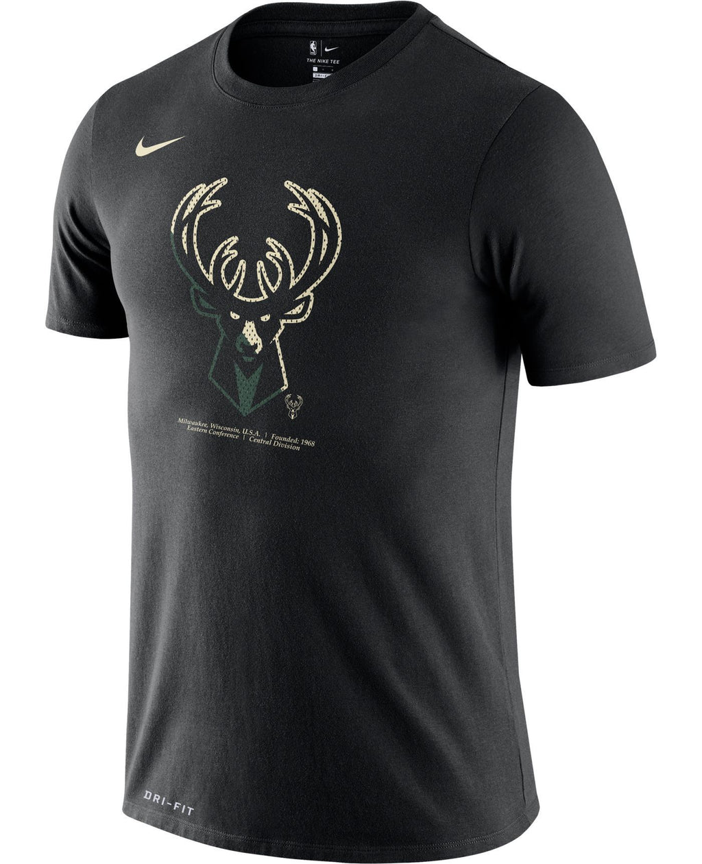 Youth Nike NBA Logo Tee (Bucks)