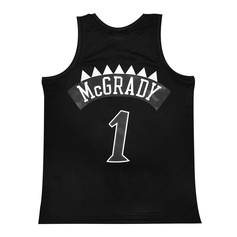 White Logo Swingman Jersey McGrady - Raptors
