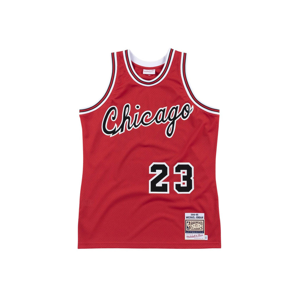 Chicago Bulls 1984/85 Authentic Jersey Jordan (Rookie)