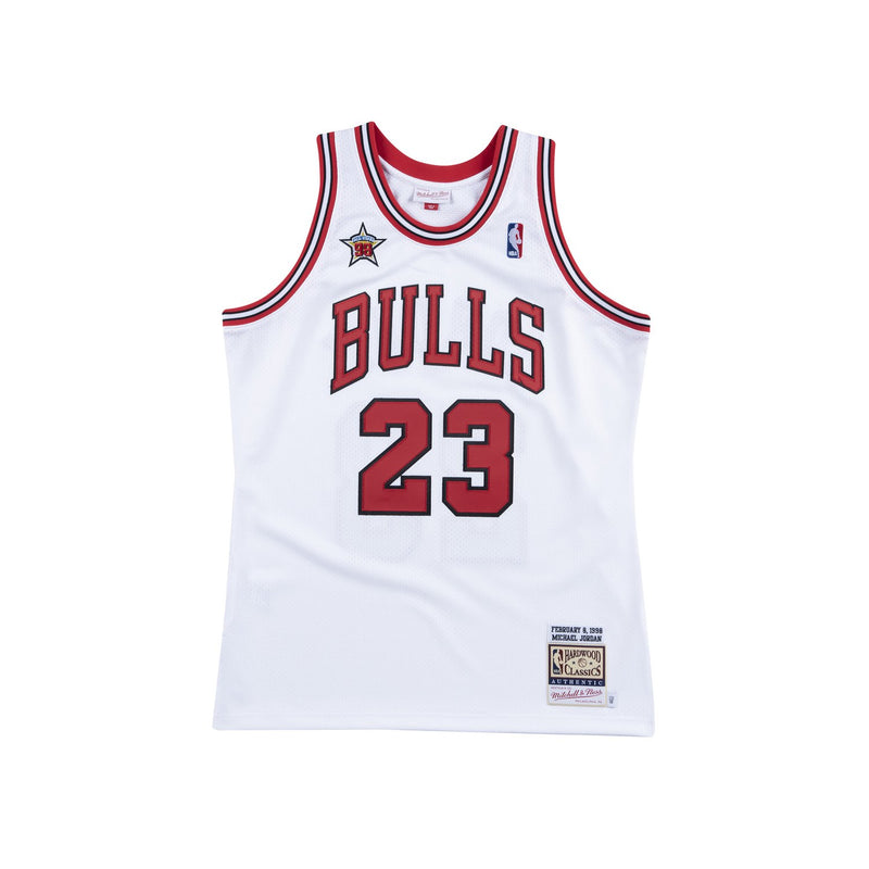 Chicago Bulls 1998 Authentic Jersey Jordan (All Star)