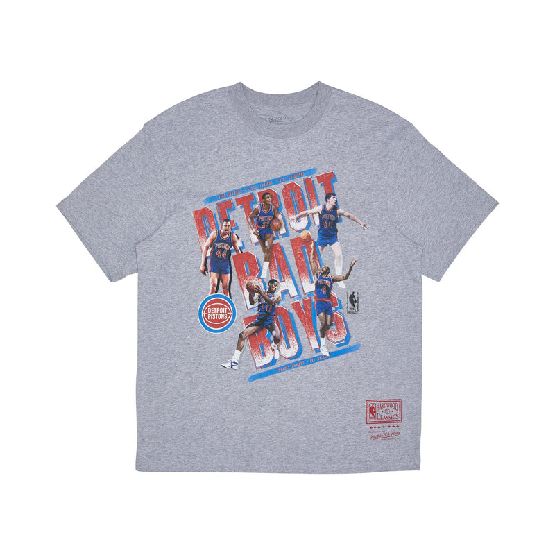 M&N Vintage Detroit Champs SRS Bad Boys Tee
