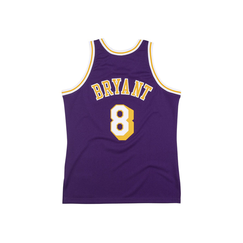 Los Angeles Laker 1998 Authentic Jersey Kobe Purple (All Star Game)