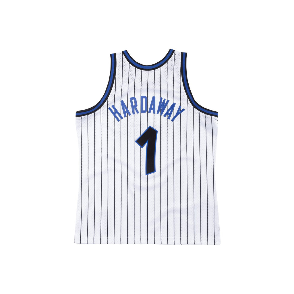 Anfernee Penny Hardaway Hardwood Classic Jersey (93/94 Magic White) New Cut