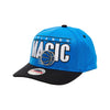 M&N Billboard CLSC Snapback - Orlando Magic
