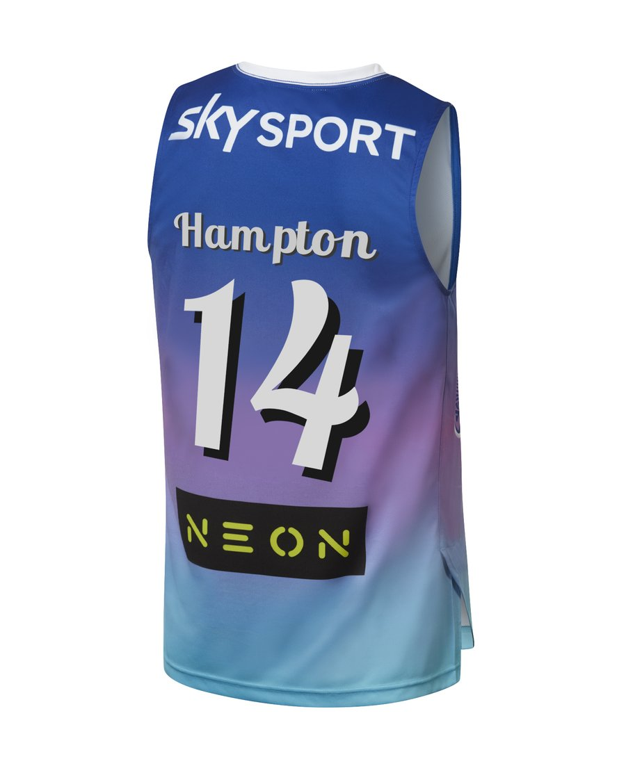 New Zealand Breakers 19/20 City Jersey - Hampton