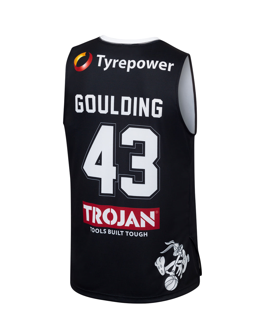 Melbourne United 19/20 Looney Tunes Jersey - Chris Goulding
