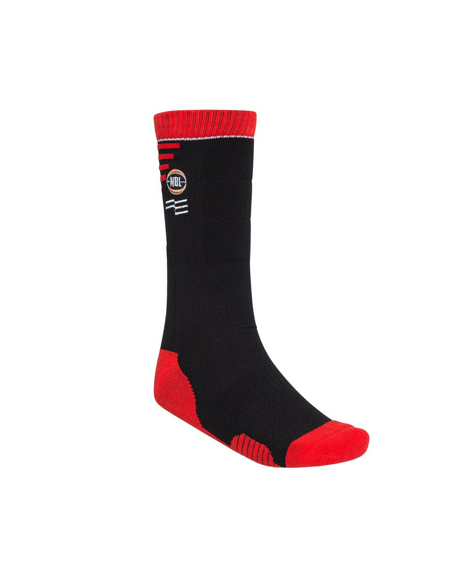 Perth Wildcats '19/20 Socks Black/Red