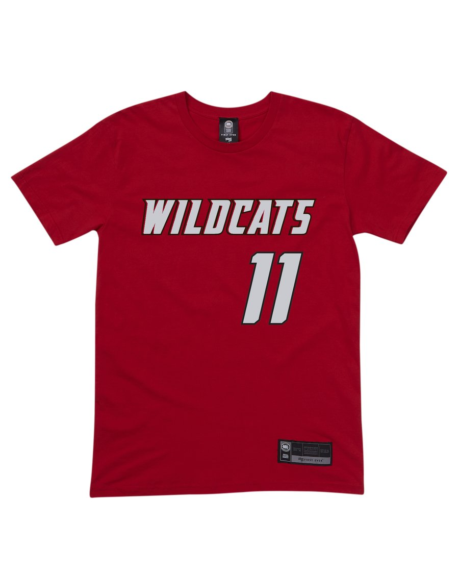 Perth Wildcats '19/20 N&N Tee Cotton
