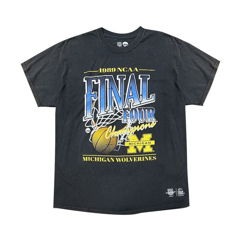 M&N Final Four Tee - Michigan Wolverines