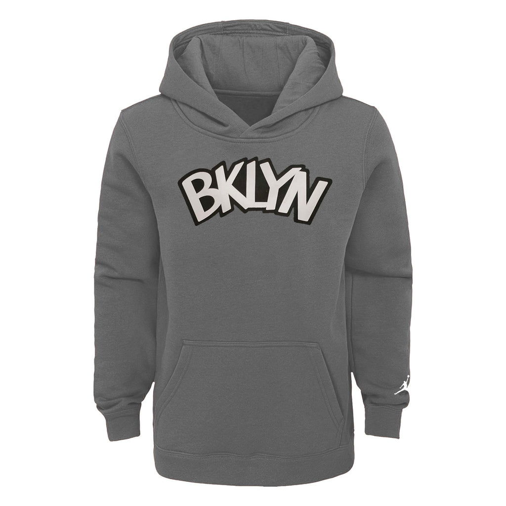 Youth NBA Essential Hoodie Statement Edition (Brooklyn Nets)