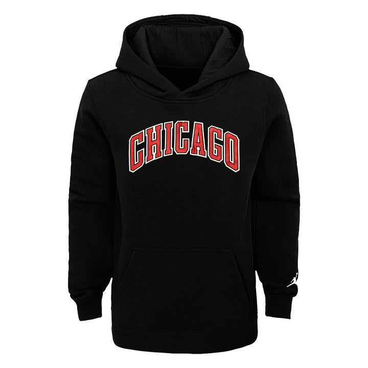 Youth NBA Essential Hoodie Statement Edition (Chicago Bulls)